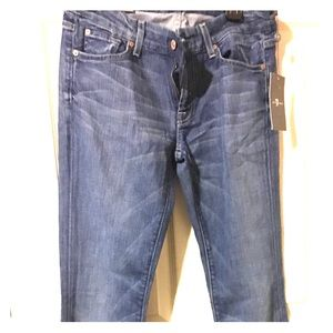 7 for all mankind size 30 Jeans with tags.